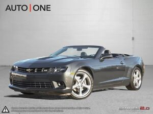 2014 Chevrolet Camaro 2SS-NAV-CAMERA-6.2L V8-LOADED