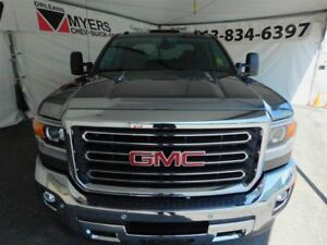 2015 GMC SIERRA 2500HD SLT CREW DURAMAX LEATHER NAV !!
