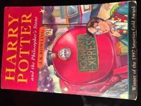 HARRY POTTER BOOK (1997 FIRST EDITIONS)