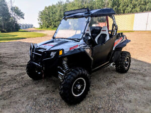 2012 RZR 900 XP EFI with Tracks