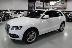 2014 Audi Q5 2.0L S-LINE | NAVIGATION | WARRANTY