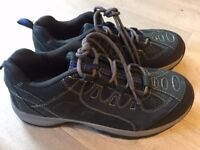 M&S NEW Leather Ghillie Lace-up Trainers Size 10 Near02 Centre NW3 6NE