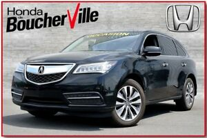 2014 Acura MDX Cuir Navigation Package