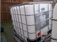 water containers ibc
