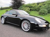 2005 Porsche 911 CARRERA S 3.8 Tiptronic S LOW MILEAGE 350BHP