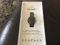 Misfit shine 2 fitness and sleep monitor. New.