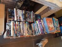 80 DvDS, MIXED TITLES ALL EX CON