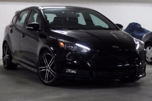 2016 Ford Focus ST Hatchback (winter tires included in price)