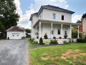 399 000$ - Maison 2 étages à vendre à Sutton