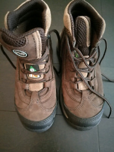 timberland steel toe hiking shoe/safety boot