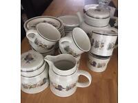 Vintage Royal Doulton Lambethware Teaset