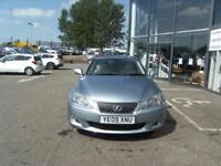 AUTOMATIC!! 2009 09 LEXUS IS 2.5 250 SE-I 4D 204 BHP **** GUARANTEED FINANCE **** PART EX WELCOME