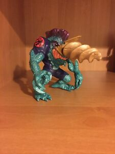 Street Sharks Slash action figure