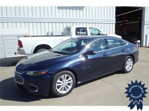 2016 Chevrolet Malibu LT 5 Passenger, Backup Camera, 1.5L Gas