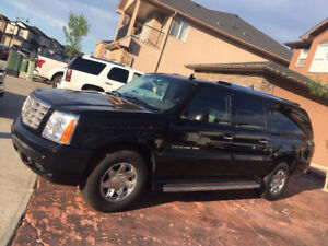 2006 Cadillac Escalade ESV SUV, Low KMs, 184K only Fully Loaded