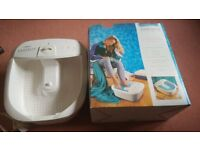 Carmen Whirlbath Hydro Foot Massager