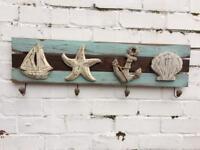 Bathroom hooks sailing hooks Nautical hooks bathroom hooks