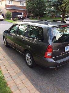 2006 Ford Focus Wagon $1200 As Is