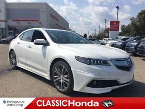 2015 Acura TLX ELITE | NAV | A/C SEATS | CLEAN CARPROOF | SKIRTS