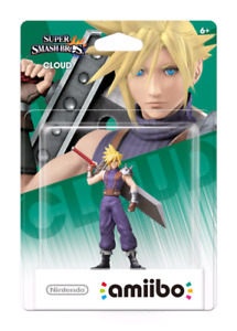 Cloud Amiibo BNIB