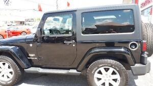 2013 Jeep Wrangler - TRADES WELCOME LOCATED IN N.B.