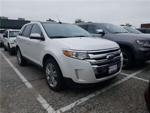 2013 Ford Edge SEL Navigation, Leather, Sunroof !!!