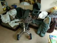 Stunning STOKKE XPLORY V3 with lots of extras