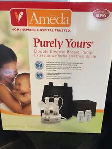 Ameda - Tire-lait électrique double Purely Yours