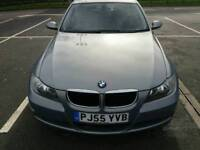 BMW 320D 55 PLATE MAY P/X