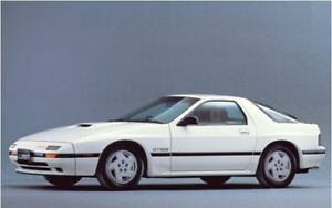 1986 Mazda RX-7 Coupe (2 door)