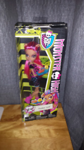 Monster hih Clawdeen Wolf Creepiteria
