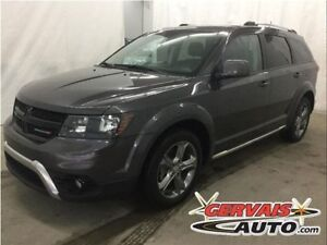 Dodge Journey Crossroad V6 7 Passagers Cuir/Tissus MAGS 2016