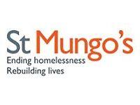 St Mungo's Reception Volunteer