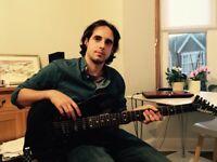 Southsea guitar tuition