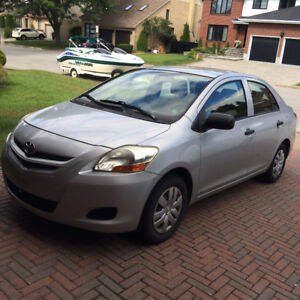 2007 Toyota Yaris Berline
