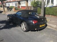 2007 BMW Z4 Se full leather, average miles convertibleb