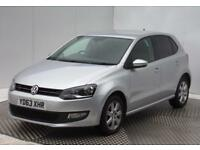 Volkswagen Polo MATCH EDITION (silver) 2013-09-13
