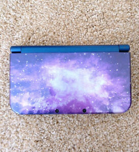 """NEW"" Nintendo 3DS XL - Galaxy Edition"