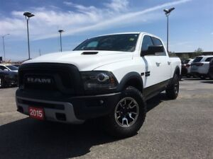 2015 Ram 1500 REBEL**SUNROOF**8.4 TOUCHSCREEN**BLUETOOTH**