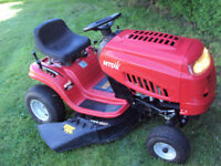 MTD ride on mower - lawnmower. Local (ish) delivery available