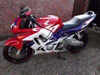 Honda cbr 600FW 1998