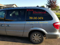 LICENCED Electrician,service call's or small project GUARANTEED