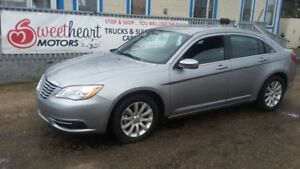 2014 Chrysler 200 LX    1000.00 GAS  CARD FREE  HURRY IN 3 DAY