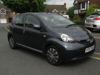 Toyota 'Aygo' VVT-I 2007 Manual 5-Door