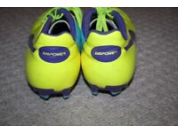 Puma Evopower football boots - uk 71/2