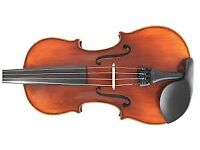 fritz kreisler violin made by gainesville violins in california in excellent condition...