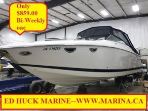 2007 cobalt boats 323 Performance Cuddy