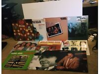 100 country and country rock lps