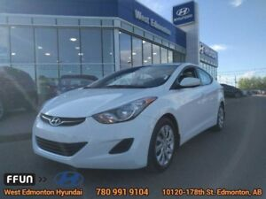 2013 Hyundai Elantra GL bluetooth heated seats xm radio