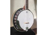 5 String Gremlin Banjo